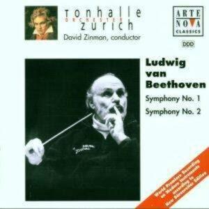Symphony No.01 Op.21 / 02 O - Beethoven