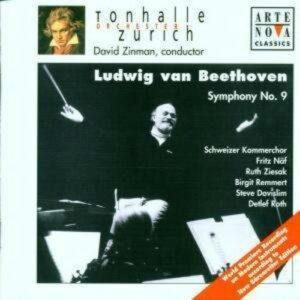 Beethoven: Symphony No.9 Op.125