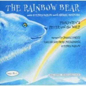 Stephen Barlow: Rainbow Bear - Joanna Lumley