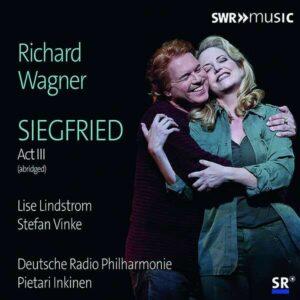 Richard Wagner: Siegfried Act III (Abridged) - Lise Lindstrom