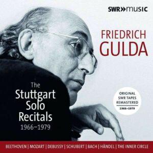 The Stuttgart Solo Recitals 1966-1979 - Friedrich Gulda