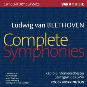 Beethoven: Complete Symphonies - Roger Norrington