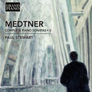 Nikolay Medtner: Complete Piano Sonatas Vol.2 - Paul Stewart