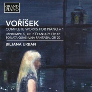 Jan Hugo Vorisek: Complete Piano Works . 1: Impromptu - Urban