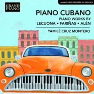 Piano Cubano - Yamile Cruz Montero