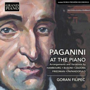 Paganini At The Piano - Goran Filipec