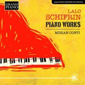 Lalo Schifrin: Piano Works - Mirian Conti