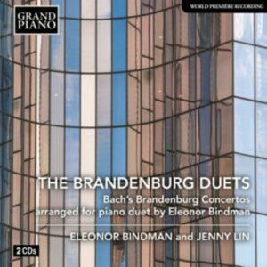 Bach: The Brandenburg Duets - Brandenburgisches Konzert Nr. 1 F-Dur BWV 1046