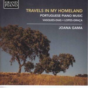 Travels In My Homeland, Portuguese Piano Music - Joana Gama
