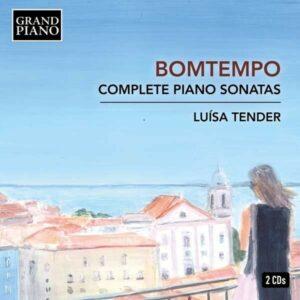 Bomtempo: Complete Piano Sonatas - Luisa Tender