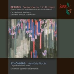 Brahms / Schönberg: Music By Schonberg And Brahms - Orchestra Of The Swan