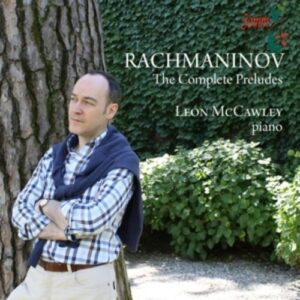 Rachmaninov: The Complete Preludes - Mccawley