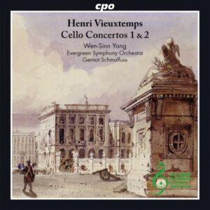 Henri Vieuxtemps : Concertos pour violoncelle n° 1 et 2. Yang, Schmalfuss.