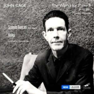 Cage: The Works For Piano 9 - Jovita Zähl