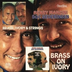 Brass,  Ivory And Strings & Brass On Ivory - Mancini