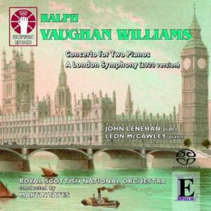 Williams: Concerto For Two Pianos - A London Symphony