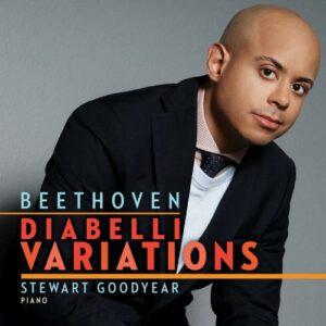 Beethoven : Variations Diabelli. Goodyear.