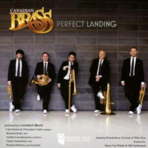 Perfect Landing - Brandenburgisches Konzert Nr. 2 F-Dur BWV 1047 (Auszug)