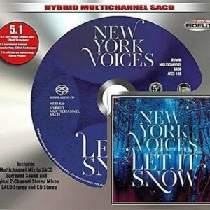 Let It Snow - New York Voices