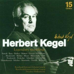 Legendary Recordings - Herbert Kegel