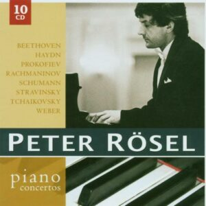 Haydn, Prokofiev Bach: Peter Rosel: Piano Concertos - Rosel