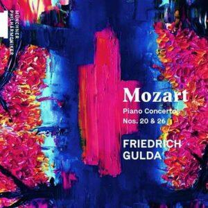 Mozart: Piano Concertos Nos. 20 & 26 - Friedrich Gulda
