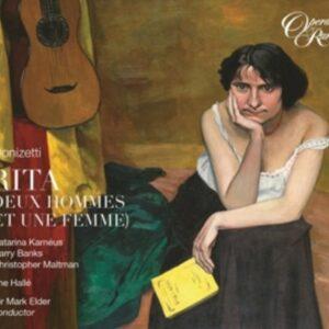 G. Donizetti: Rita - The Halle / Elder