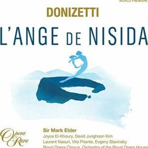 Donizetti: L'Ange De Nisida - Mark Elder