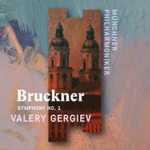 Bruckner: Symphony No.1 - Valery Gergiev