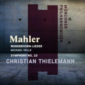 Mahler: Wunderhorn-Lieder - Michael Volle