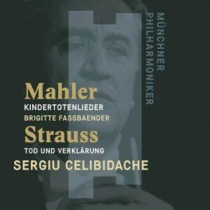 Mahler: Kindertotenlieder / Strauss: Tod Und Verklärung - Brigitte Fassbaender