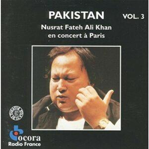 Pakistan Vol.3: en concert à Paris - Nusrat Fateh Ali Khan