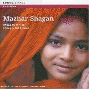 Ragas In The Punjab - Mazhar Shagan