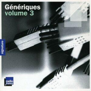 Generiques Vol.3