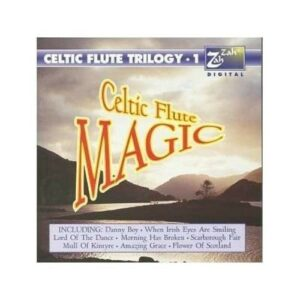Celtic Flute Magic - Declan Waggett