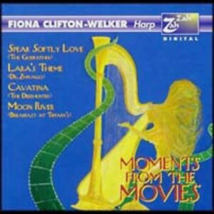 Moments From The Movies - Fiona Clifton-Welker