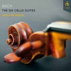 Johann Sebastian Bach: The Six Cello Suites - De Hoog