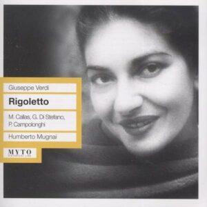 Verdi: Rigoletto (Mexico 17.06.1952)