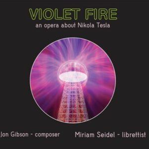 Jon Gibson: Violet Fire - Jon Gibson
