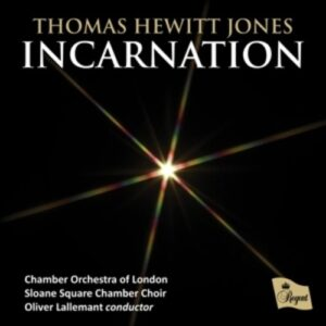 Jones: Incarnation - The Chamber Orchestra Of London