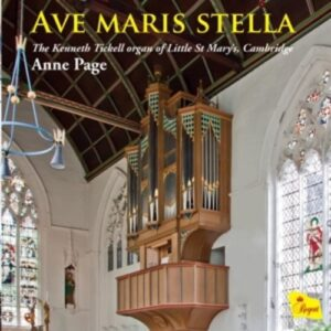 Bach / Bull / Peeters / Mendelssohn / Scheidemann / Massini: Ave Maris Stella - Page