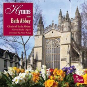 Hymns From Bath Abbey - Choir Of Bath Abbey