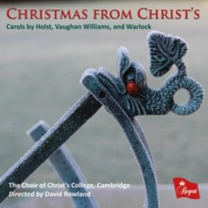 Christmas From Christ's - The Choir Of Christ's College