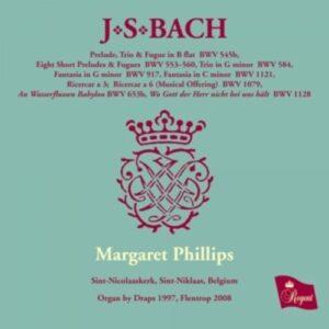 Bach: J.S.: Organ Works Vol. IX - Philllips