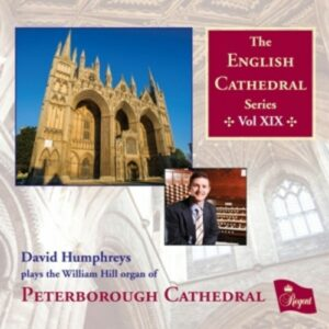 The English Cathedral Series - Peterborough Cathedral