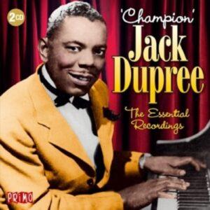 Essential Recordings - Champion Jack Dupree