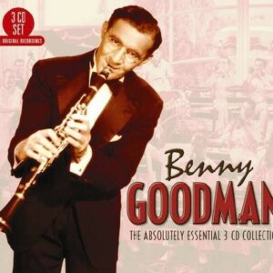 The Absolutely Essential 3 CD Collection - Benny Goodman