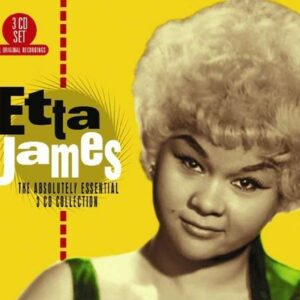 Absolutely Essential 3 CD Collection - Etta James
