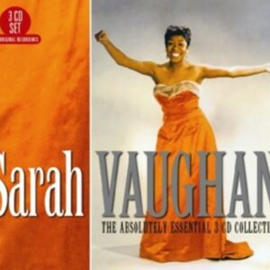 The Absolutely Essential 3 CD Collection - Sarah Vaughan