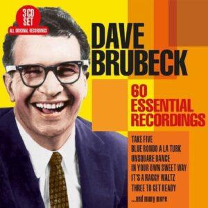 60 Essential Recordings - Dave Brubeck